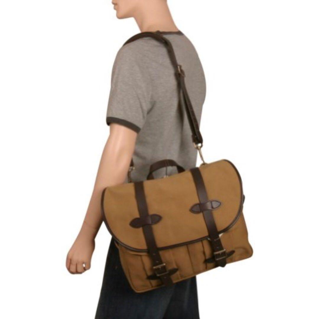 858578bab6 Filson Small Carry-On Bag on Carousell