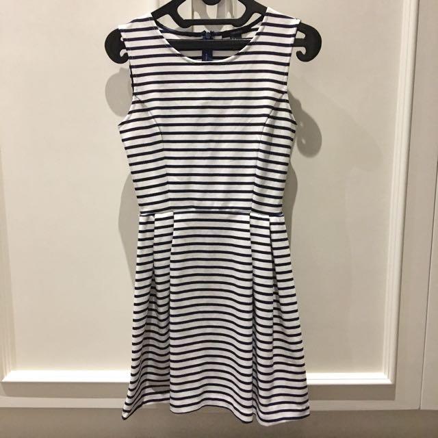 Forever 21 Stripe Dress