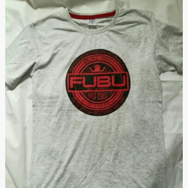Fubu Gray Shirt