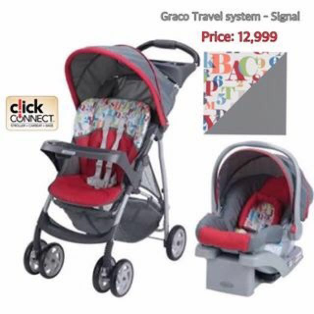 Graco Stroller (Car Seat not Included)