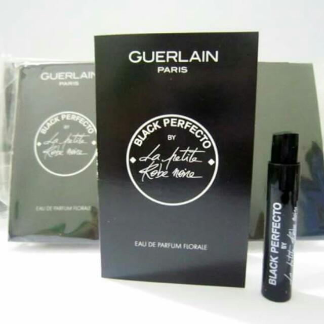 Guerlain La Petite Robe Noire Black Perfecto EDP Florale women - 0,7 ml spray