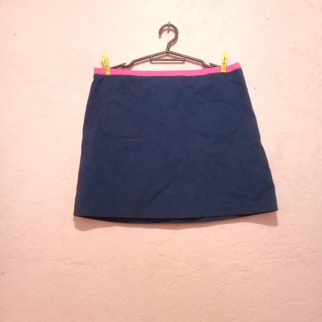 H&M Pocketed Skirt