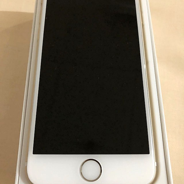 iPhone 6 64 GB White-Gold