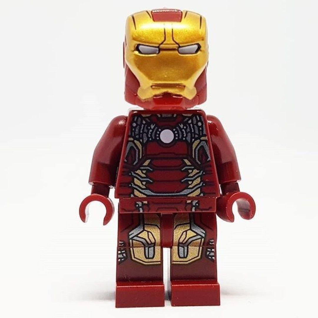 Cash Car Rentals >> Ironman Infinity War Lego Minifigure, Toys & Games, Bricks & Figurines on Carousell