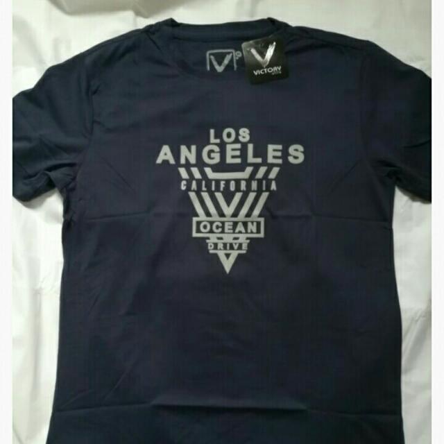 L.A Navy Blue Shirt