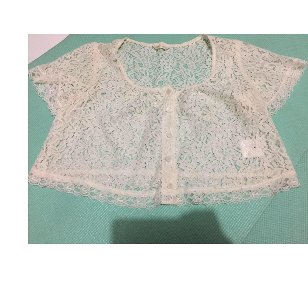 lacey outer  JAPAN brand