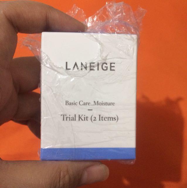 Laneige moisture kit