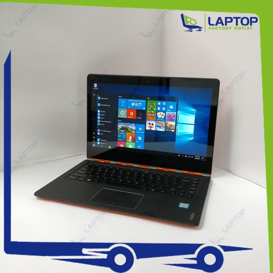 LENOVO Yoga 900-13ISK (i7-6/16GB/512GB) Orange [Preowned]
