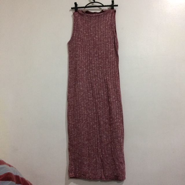 Long Jersey Dress Casual