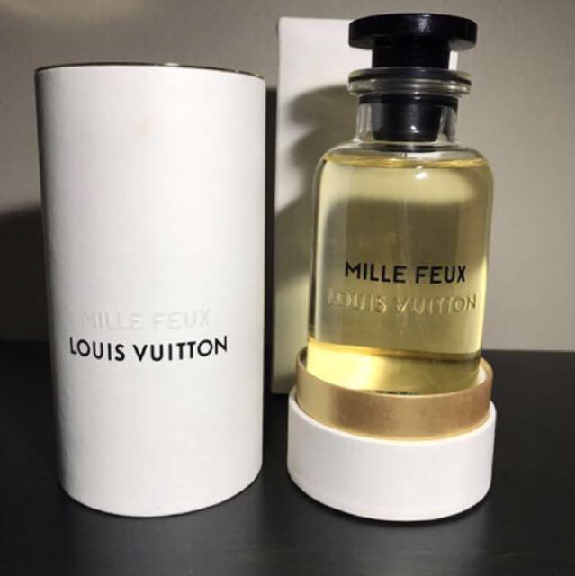 Louis Vuitton Fragrance - Mile Feux