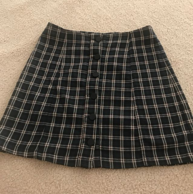 Luck & Trouble skirt
