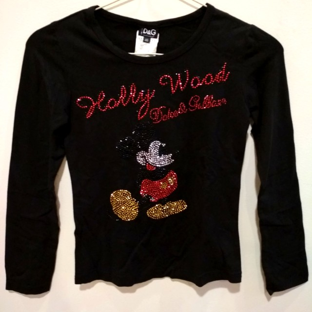 Mickey Mouse by D&G