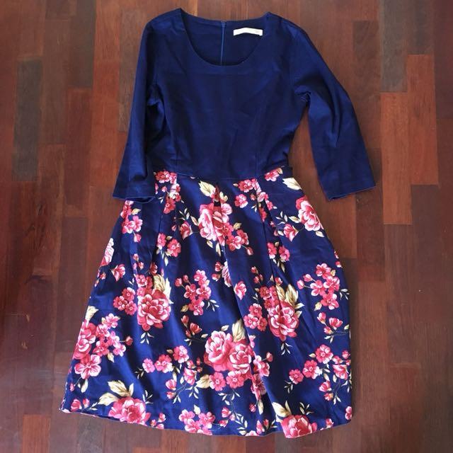 Minimal - Retro dress