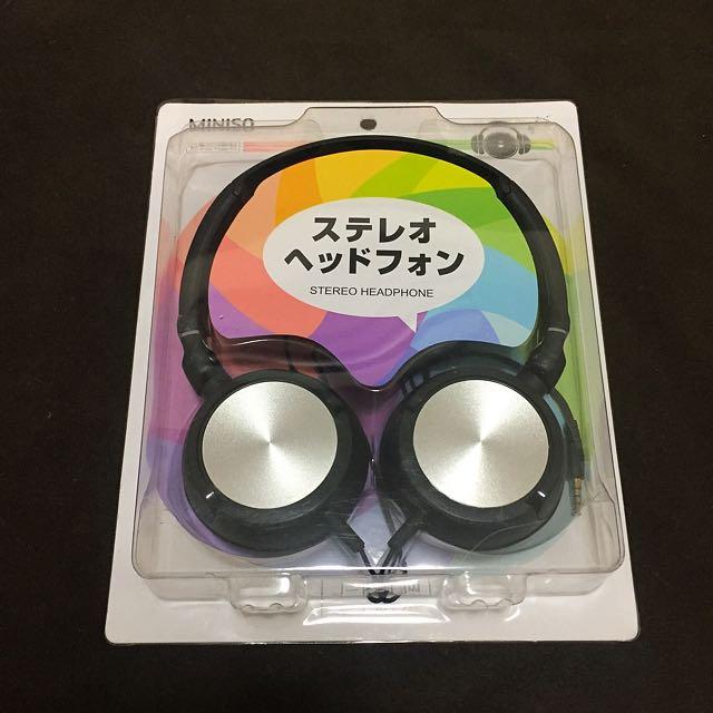 Miniso 耳機(含運)