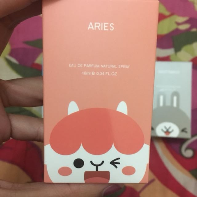 Miniso Perfume Aries LIMITED EDITION