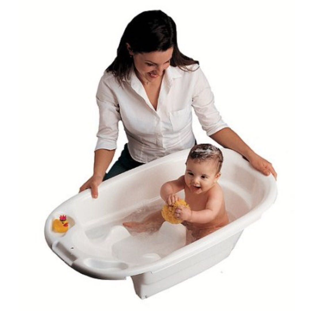 Moving Sale] 10/10 Primo Baby bath tub BPA Free on Carousell