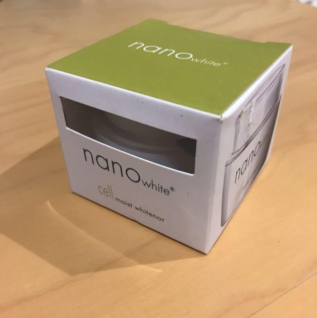 Nano White Cell Moist Whitenor