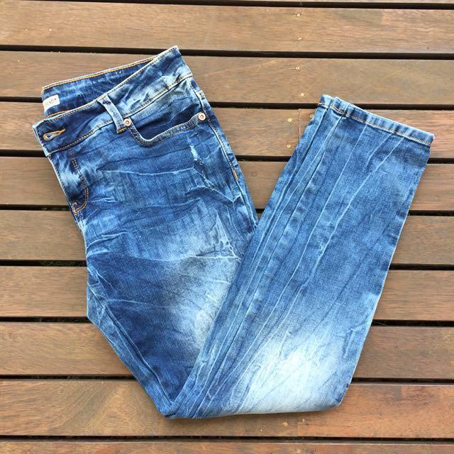NEW Girlfriend Jeans RRP $100
