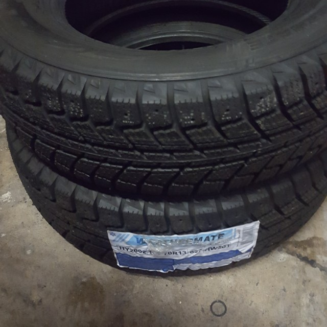 NEW WINTER TIRES (set of 4 and 2)