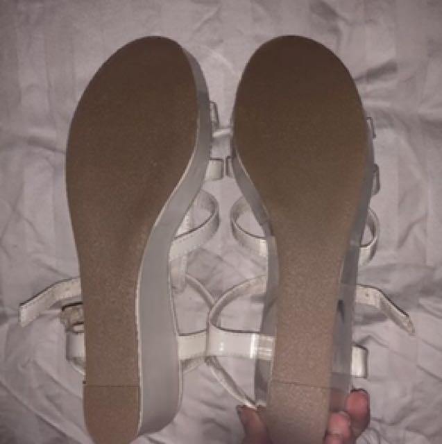 Nude Betts Wedges/Heels