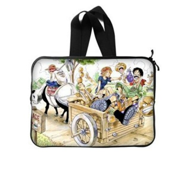 One Piece 13 inches laptop case