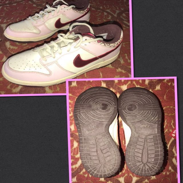 Orig. NIKE -  Dunk Low (GS) Shoes from US
