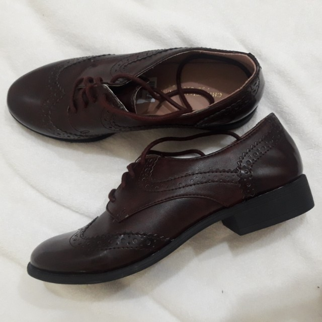 OXFORDS by Christian Sirlano