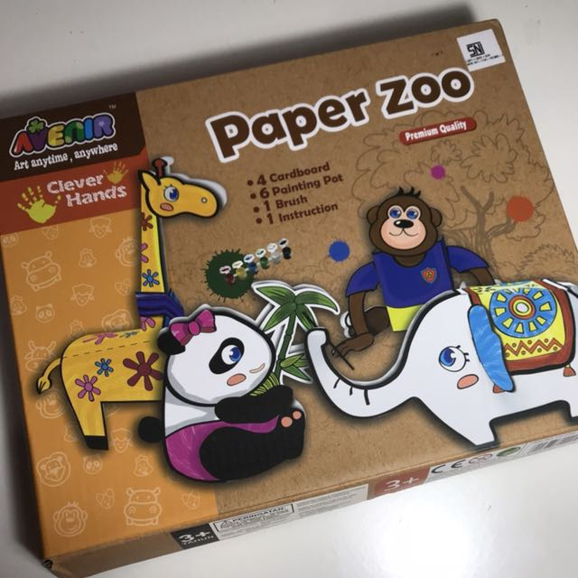 Paperzoo
