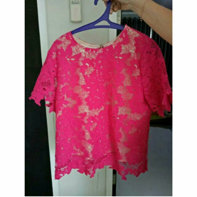 Pink Lace size L merk Moscato