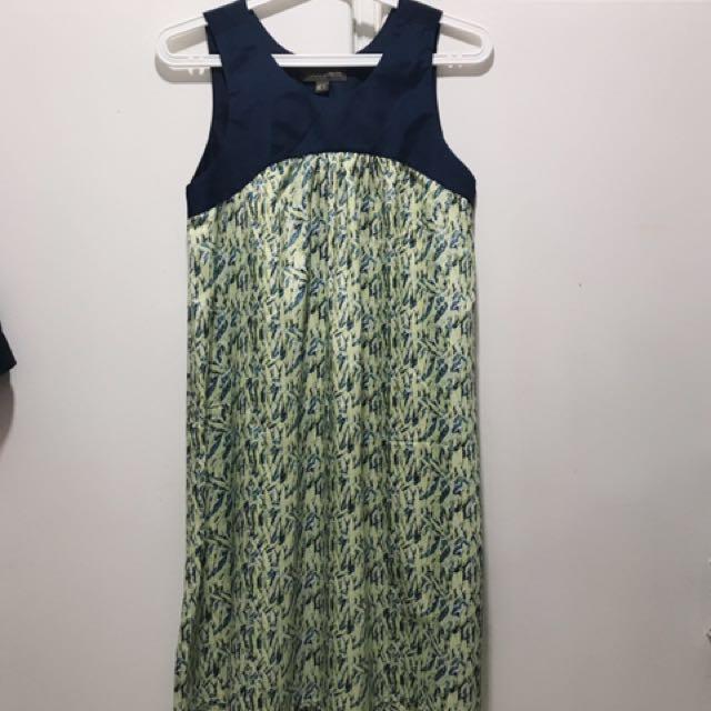 Plains & Prints Maxi Dress