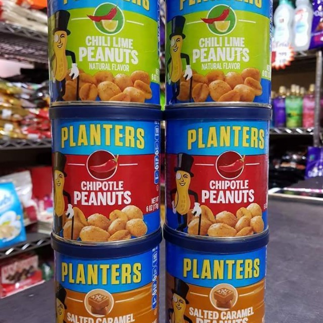 Planters (peanuts) 170 grams, Food & Drinks on Carousell on planters holiday collection, planters peanut brittle mix, planters coupons, planters peanut bank, planters snack mix, planters brittle nut medley sale, planters peanut products, planters cashews, planters cheese balls return, honey roasted peanuts, 1 ounce of peanuts, planters peanut car, planters mr. peanut, planters peanut bar, planters flavored nuts, planters peanut butter, planters holiday pack, planters holiday mix, planters seasonal nuts, planters almond chocolate crunch,
