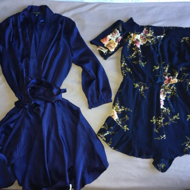 PLAYSUIT AND DRESSES