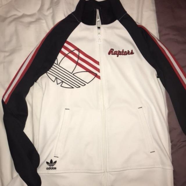 Raptors- Adidas Sweater