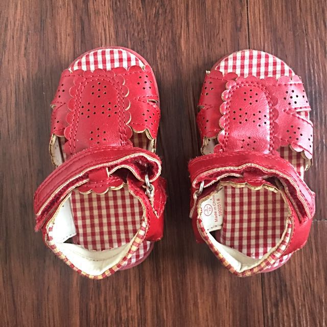 REPRICED! Mothercare Leather Sandals
