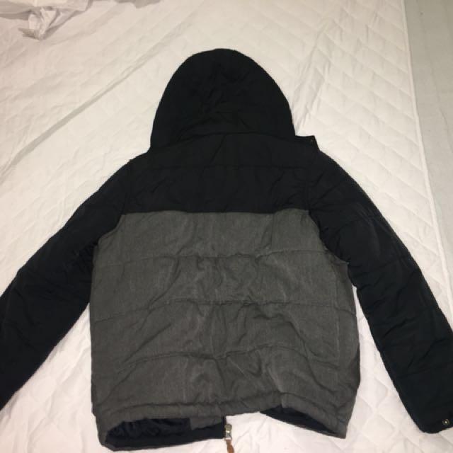 Republic Winter Puffy Jacket