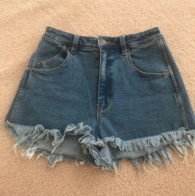 Rolla's denim shorts