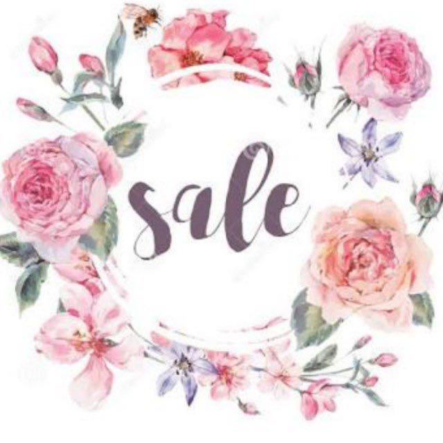 Sale on now
