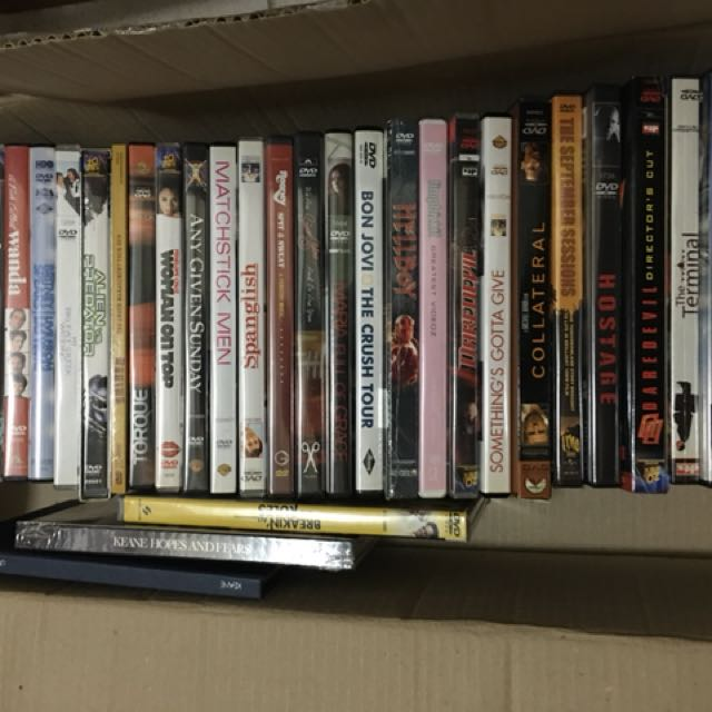 Used Dvds For Sale >> Sale Various Movie And Music Dvds
