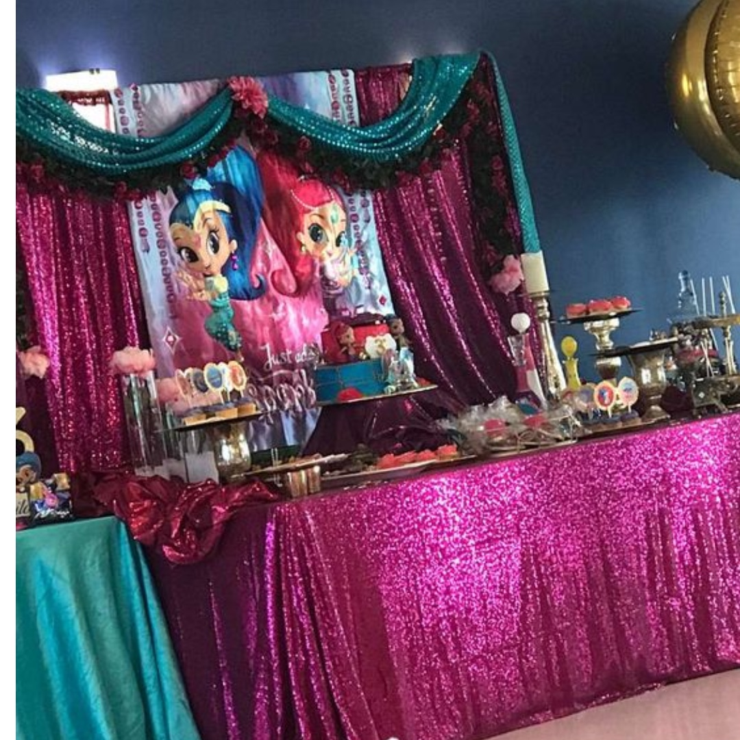 SHIMMER SHINE Themed Birthday Party Supplies Pls CHAT With