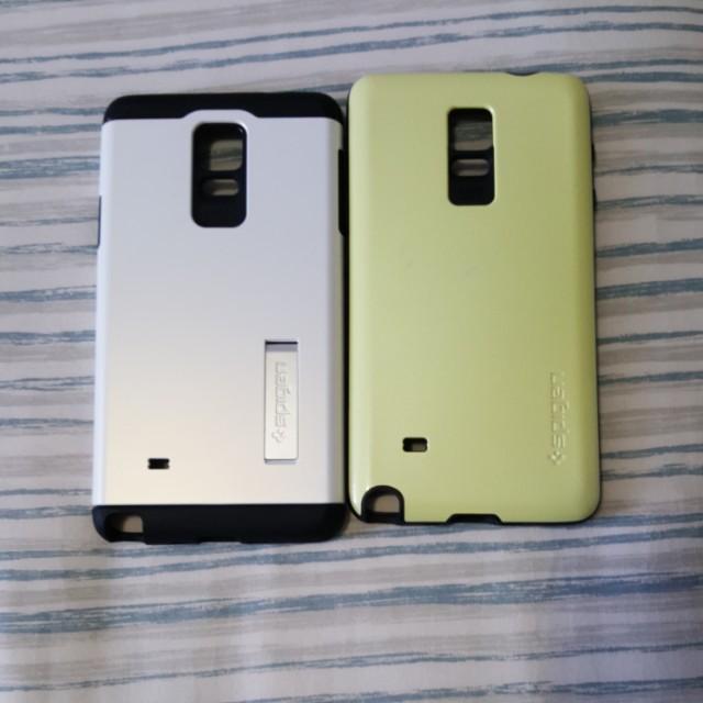 Spigen Samsung Note 4 cases