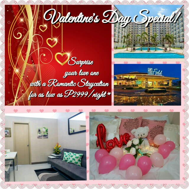 Staycation Special Promo