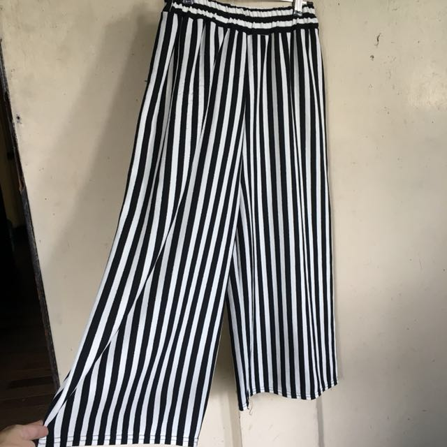 Stripes square pants
