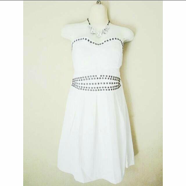 Studed Tube Dress