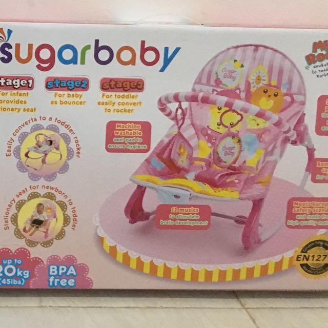Sugar Baby Premium Rocker