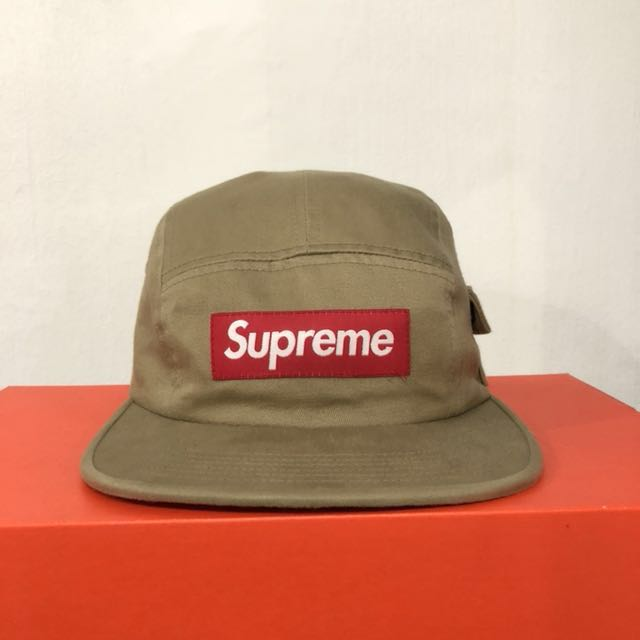 ad107b11 Supreme Wildlife Society Side Pocket Camp Cap, Men's Fashion, Accessories  on Carousell