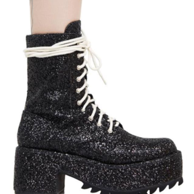 Tibbs and Bones Starry Nite boots ***RENT***