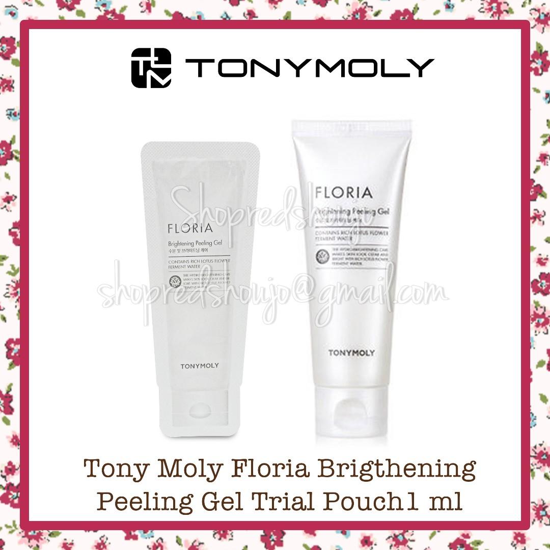Tony Moly Floria Brightening Peeling Gel