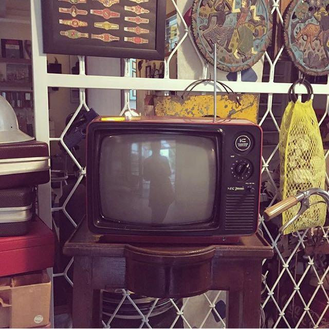 Tv Jadul Antik Antiques Others On Carousell