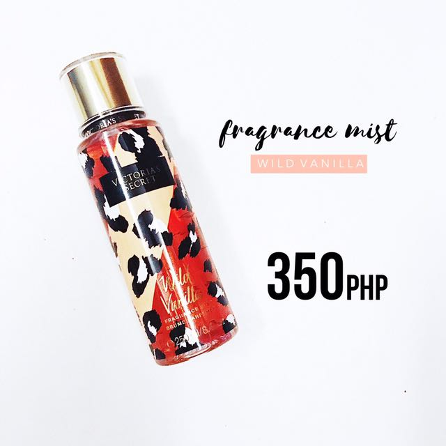 cba4b659742 Victoria s Secret Fragrance Mist - Wild Vanilla on Carousell