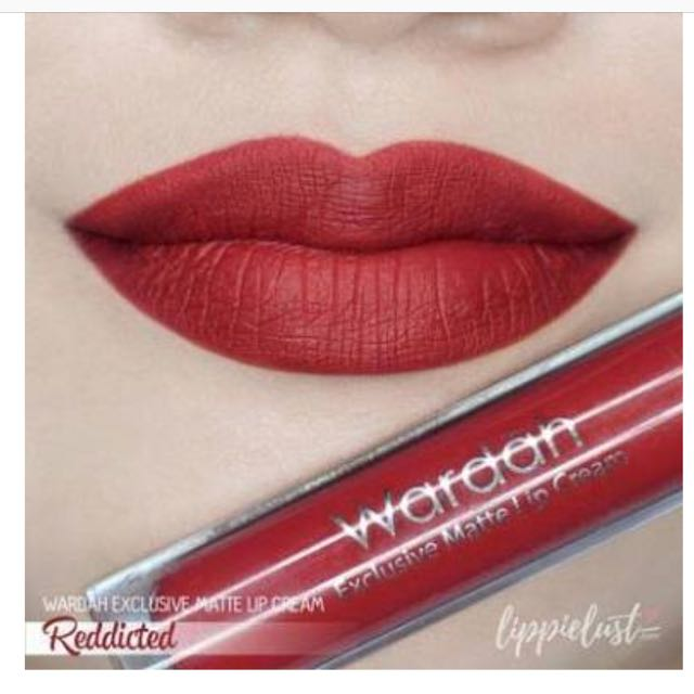 Wardah Lip Matte 07